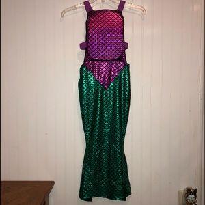 Other - NWOT mermaid swim costume with floaty torso